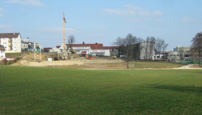 Geländevermessung in Taufkirchen