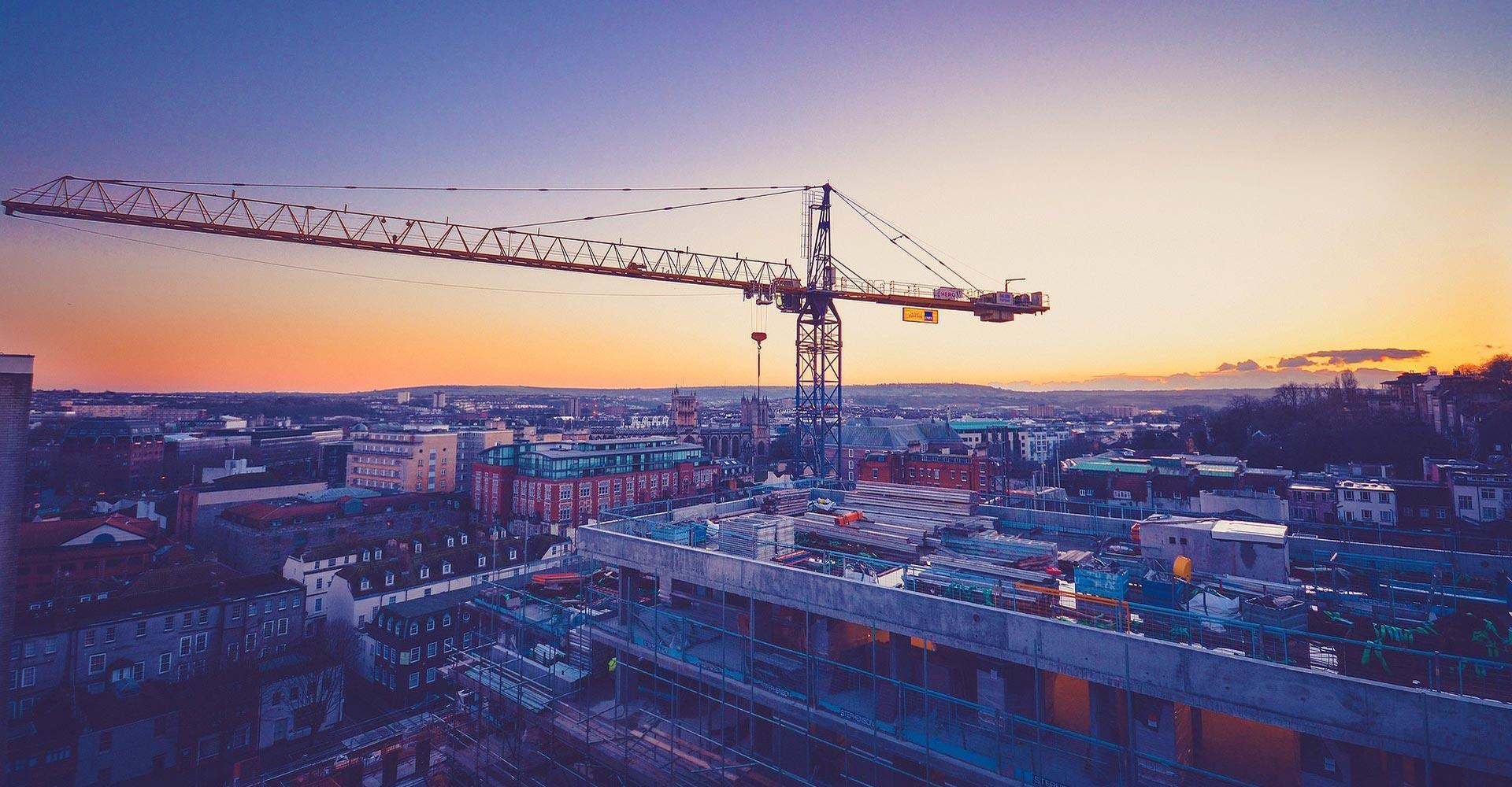 Hausbau, Straßenbau, Leitungsbau, Drohnenvermessung und mehr